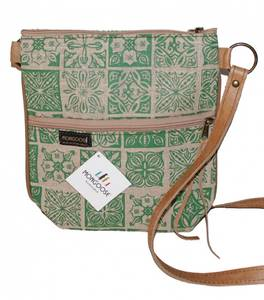 Bilde av Crossbody pouch - Tile Green