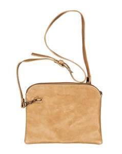 Bilde av Clutch Sling - Skinnveske Hazelnut brun