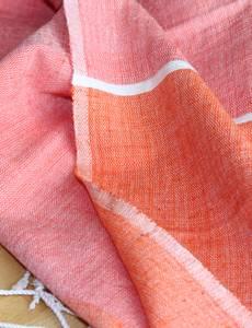 Bilde av Håndkle 50x80 cm Abay Orange